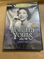 The Loretta Young Show, Vol. 1 (DVD 2004, Black & White) *Like New* Still Sealed