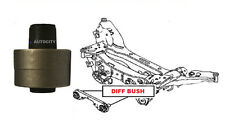 FOR NISSAN QASHQAI 1.5DCi 1.6i 2.0i REAR SUBFRAME DIFF MOUNT ARM BUSH 07-11 X2