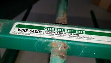 Greenlee 905 Wire Caddy