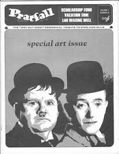 Pratfall #6 - 1971 Laurel and Hardy fanzine classic movie comedy Basil Wolverton