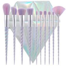 Unicorn Makeup Brushes 10 pcs Fantasy Eyeshadow Make Up Brushes Set For Girls