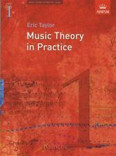 Music Theory in Practice Grade 1 Eric Taylor Exercise and Tutor Book ABRSM B41