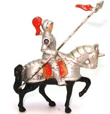 JOHILLCO LEAD MOUNTED KNIGHT - 1940'S - RARE