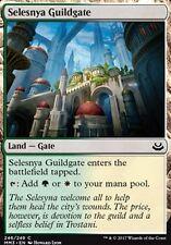 4x Cancello della Gilda di Selesnya - Selesnya Guildgate MTG MAGIC MM3 English