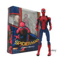 Spider Man Homecoming PVC Action Figure Collectible Model Toy