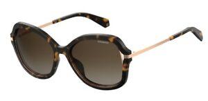 Occhiali da sole Sunglasses Polaroid PLD 4068 S 086 LA HAVANA 100% POLARIZZATO