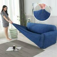 1/2/3 Seater Stretch Sofa Cover Couch Lounge Recliner Chair Slipcover Protector.