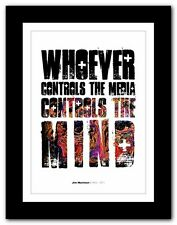 More details for jim morrison ❤ typography quote poster art limited edition print the doors #31