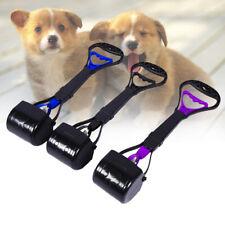 Dog Waste Excreta Home Long Handle Portable Tools Pet Pooper Scooper Pick Up Jaw