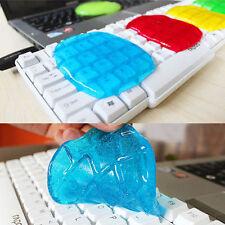 Magic High Super Clean Cyber Keyboard Dust Cleaning Mud Cleaner Slimy Gel Random