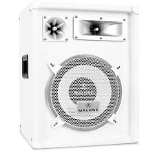 "400W MALONE KARAOKE DISCO DJ PARTY PA SPEAKER 10"" BASS SUB * FREE P&P UK OFFER"