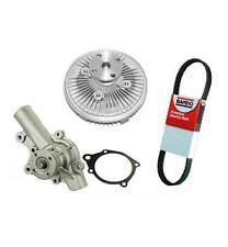93-95 Grand Cherokee 4.0 NEW Water Pump Fan Clutch Belt