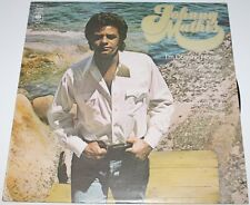 JOHNNY MATHIS - I'm Coming Home [Vinyl LP] UK S 65690 Pop Soul *EXC*