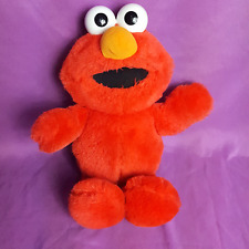 Tickle Me Elmo 1995 Tyco Jim Henson Vintage Original Talking Plush Stuffed Toy