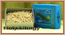 """HOLY LITURGY"" BIG BOX Greek Natur Frankincense Holy Mount Athos Orthodox Church"