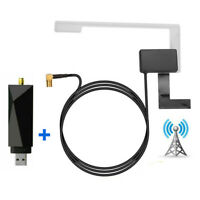 Car Digital DAB+Adapter Tuner Audio Radio Box USB Receiver Antenna Android Navi