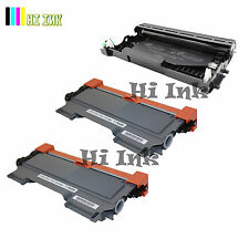 2PK TN450 Toner And 1PK DR420 Drum For Brother HL-2240 2270DW 2280DW MFC-7360N
