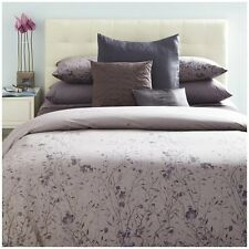 75% OFF ( $340.00 ) QUEEN DUVET COVER Calvin Klein Home color JARDIN Dusk
