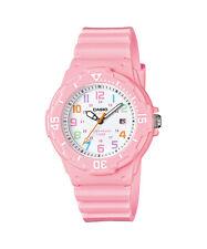 Casio Women Ladies Sports Style Watch With White Display, Baby Pink LRW-200H-4B2