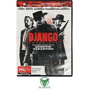 Django Unchained Jamie Foxx DVD [M]
