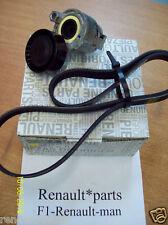 RENAULT Clio III 1.4 1.6 16v 1.5 DCI Ventilatore AUX Cintura Tensionatore consegna rapida