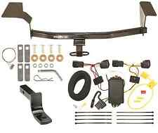 2011-2016 CHEVY CRUZE TRAILER HITCH W/ T-CONNECTOR WIRING KIT ~ CLASS 1 TOWING