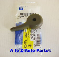 NEW Chevrolet GMC Cadillac Grey/Pewter RH Front / Rear RECLINER Lever HANDLE,GM