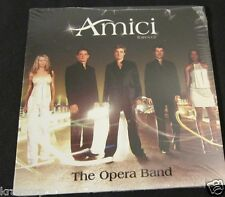 AMICI FOREVER 'THE OPERA BAND' 2003 ADVANCE CD—SEALED