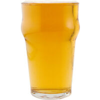 British Half Pint Beer Glass - 10 oz - Controlled Portions - Craft Beer Tasting