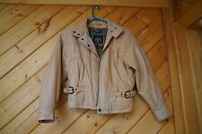 Thermal Insulation Leather Jacket Adventure Bound Wilsons Leather Womens X-Small