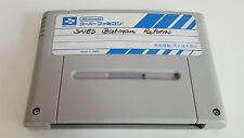 Batman Returns-Prototype sample Super Nintendo SNES original