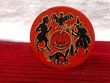 Vintage Halloween Noise Maker Spinner Kirchhof Products, Newark, NJ USA, Works!