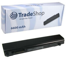 Akku 6600mah für Toshiba Dynabook Portege Tecra Pa3929u-1brs Pabas235