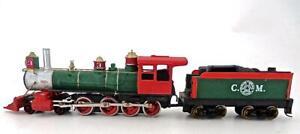 HO Custom Paint MANTUA-TYCO 1880 Colorado & Midland 4-8-0 Steam Loco Tender(37JX