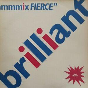 "Brilliant-Soul Murder/The Growler Vinyl 12"" Single.1984 Food Snak 001."