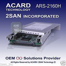 ACARD ARS-2160H Ultra160 SCSI-to-SATA II Bridge Box 80-Pin