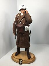1/6 DRAGON US 101ST AIRBORNE MP + FIELD TELEPHONE COLT OAK STAND WW2 BBI DID 21
