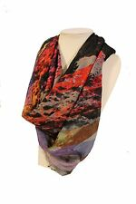 DESIGNER SCARF Wrap Shawl Long ✦ VISCOSE ✦ Geneva Day by Coco & Sebastian