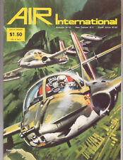 Air International Magazine Vol 8 #5 1975 Cessna A-37B