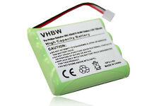Batterie pour Philips Babyfon Babyphone SBC-EB4870 L1308 SBC-EB4880 A1507