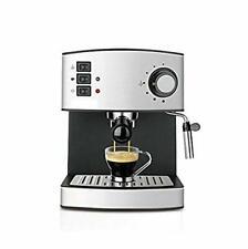 MACCHINA PER IL CAFFE' PROFESSIONALE ESPRESSO CAPPUCCINO 850W PER LA CASA