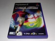 International League Soccer PS2 PAL Preloved *Complete*