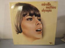 33 Tours - Mireille Mathieu - Olympia