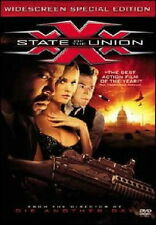 XXX: STATE OF THE UNION W/SLIPCASE DVD MOVIE *NEW* AUS EXPRESS