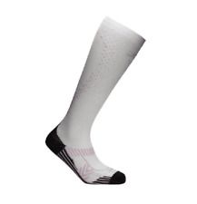 Zoot - Women's Ultra 2.0 Crx Compression Sock - Size 2 - White/Pink