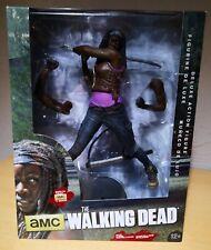 McFarlane Toys The Walking Dead Michonne Deluxe Edition Figur OVP