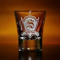 Personalized Shot Glasses Set of 4)