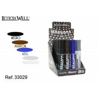 Mascara volume Leticia well  waterproof maquillage yeux existe en 4 couleurs