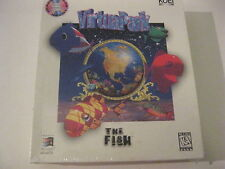 Virtual Park The Fish new factory sealed PC game CD-ROM KOEI