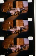 HOME MOVIE COLOR 16MM FILM MOVIE ROLLED NO REEL D75
